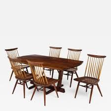 george nakashima conoid dining table