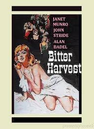 Bitter Harvest: Dvd, 1963, Janet Munro, Superb Uk Tragic Melodrama |  pressplayhouseDVDs
