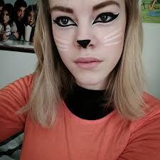 fox costume eye makeup saubhaya makeup