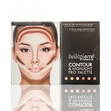 contour highlight pro palette