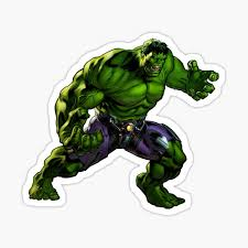 Hulk Stickers Redbubble