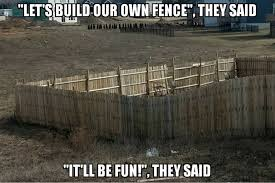 It S Not As Fun As It Sounds Call Charleston Fencing Services Facebook