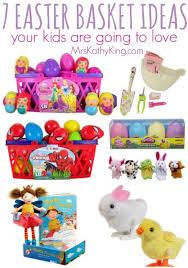 7 cute easter basket ideas for kids