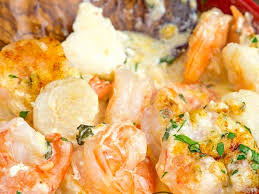 Baked Seafood Casserole Recipes