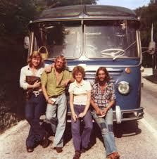 Magic Bus in Greece 1976 | Graham Bourne, driver for the ori…