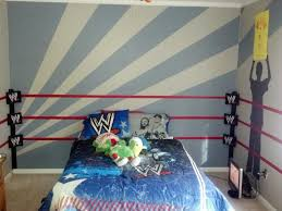 Pin By With A Cherry On Top On Kid S Room Wwe Bedroom Wwe Bedroom Decor Kids Bedroom Decor