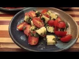 Homemade Pesto (60 Second Video) // Nan Kelley - YouTube