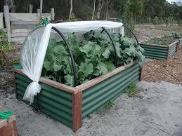 raised garden bed frame ideas garden