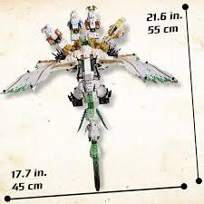 LEGO Ninjago The Ultra Dragon Building Blocks - grihaparivar.com