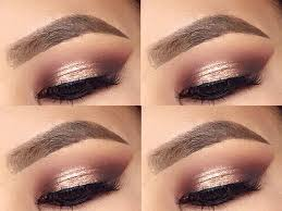 maroon halo eyes prom makeup you