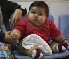 Bé trai 8 tháng tuổi đã nặng tới hơn 20kg - Tạp chí Đời Sống ...