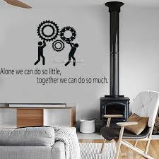 Quotes For Office Wall Retro Future
