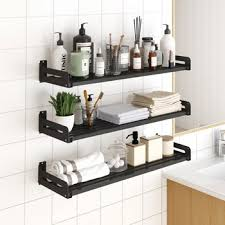 Floating Shelves Trays Bookshelves And Display Bookcase Bathroom Shelving Units For Kids Bedroom Wall Mounted Storage Shelf Buy At The Price Of 25 81 In Aliexpress Com Imall Com