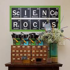 New Science Rocks Periodic Vinyl Decal Science Wall Decal Classroom Teacher Decor Chemistry Dorm Vinyl Sticker Table Of Elements Buy At The Price Of 6 12 In Aliexpress Com Imall Com