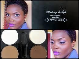 contour makeup kit for dark skin