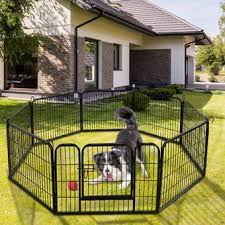 Fencemaster Do It Yourself Galvanized Steel Yard Kennel Reviews Wayfair