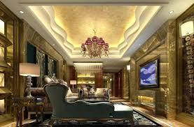 interior design ceiling living room