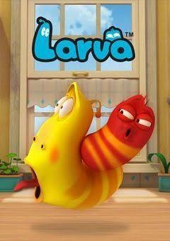 Larva Season 2 Episode 01-08 The Animation