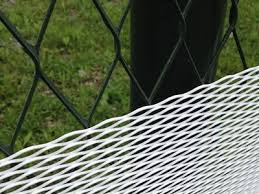 Expanded Metal Fencing Expanded Metal As Security Fencing Guard