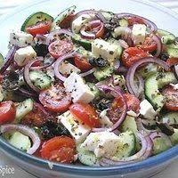 pappadeaux greek salad nutrition facts