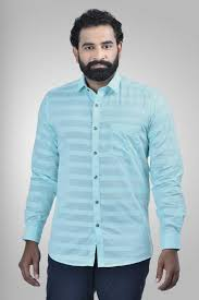 Adam Parker Men Polka Print Party Light Blue Shirt - Buy Adam Parker Men  Polka Print Party Light Blue Shirt Online at Best Prices in India |  Flipkart.com