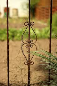 Old Iron Fence Iron Fence Gate Wrought Old Metal Background Cc0 Public Domain Royalty Free Piqsels