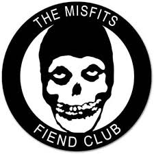 Amazon Com Misfits Fiend Club Vynil Car Sticker Decal Select Size Arts Crafts Sewing