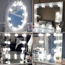 led vanity makeup mirror light bulbs