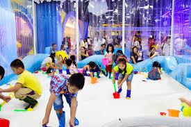 Dịch vụ tổ chức tiệc cho bé tiNiWorld: 2016
