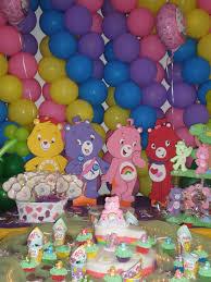 Care Bears Party Cumpleanos De Ositos Ositos Carinositos