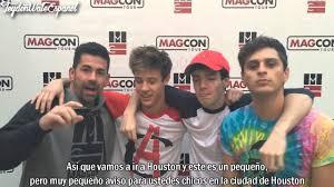 magcon tour 2016 subulado en español