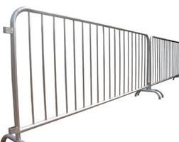 Crowd Control Barriers Panel Size 1100x2100mm 1100x2200mm 1100x2250mm Frame 20mm 25mm 32mm 40mm 42mm Crowd Control Crowd Control Barriers Barriers