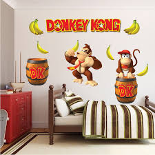 Donkey Kong Wall Decal Arcade Stickers Primedecals