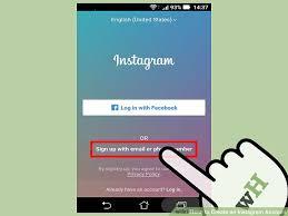 3 ways to create an insram account