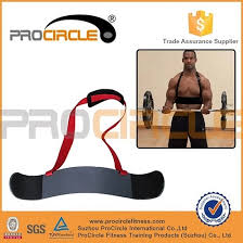 fitness curl tricep muscle arm blaster
