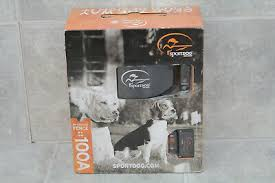 Sportdog Sdf 100a Dog Fence In Ground 1 Acre Sdf R Collar 1 Dog