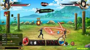 Video test web game Naruto đại chiến online - YouTube