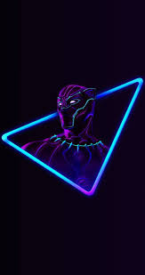 neon avengers parallax wallpapers for