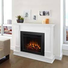 real flame electric fireplaces