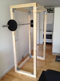 building a power cage martin toft s