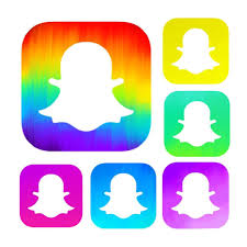 27+ Aesthetic Snapchat Logo Purple  Pictures