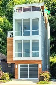 narrow house plans marvellous design