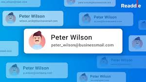 Professional Email Address ...
