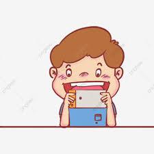 Vẽ Tay Trẻ Em Chơi Game Yêu Tự Sướng Hạnh Phúc Video Trẻ Em, Điện ...