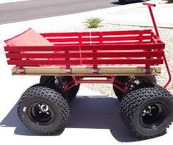baja swing arm suspension wagon 24x48