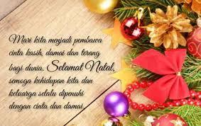 kumpulan ucapan selamat natal yang menyentuh hati