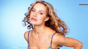 Xenia Seeberg Golden Hair & Pose Closeups Wallpaper
