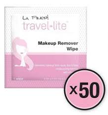 makeup wipes the faster way to remove