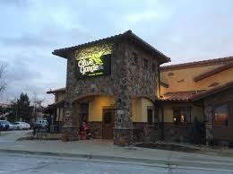 olive garden 義式餐廳大門 及週邊專屬停