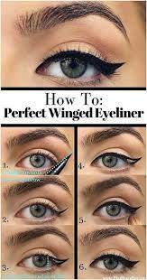 apply eyeliner for your eye
